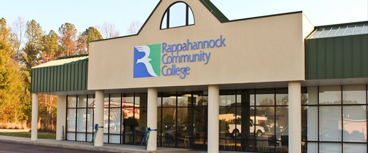 Rappahannock Community College's Kilmarnock Center