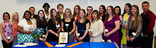 PTK Inductees – Glenns Campus