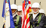 RCC honors American veterans—as a tribute to the nation's military services, both RCC campuses observed Veterans' Day with a ceremony of recognition and commemoration.