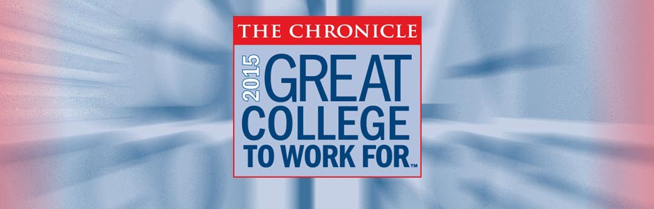 """RCC honored with """"2015 Great College to Work For"""" distinction »"""