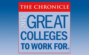 Chronicle of Higher Education honors RCC