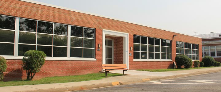 Rappahannock Community College's New Kent Site