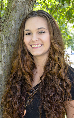 RCC student Mikelah Dann has been awarded no fewer than seven scholarships.