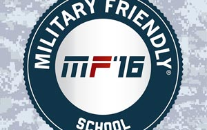 "RCC named a ""Military Friendly"" school for 2016"