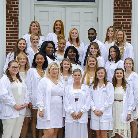 Practical nursing grads pinned at RCC | Rappahannock Community College