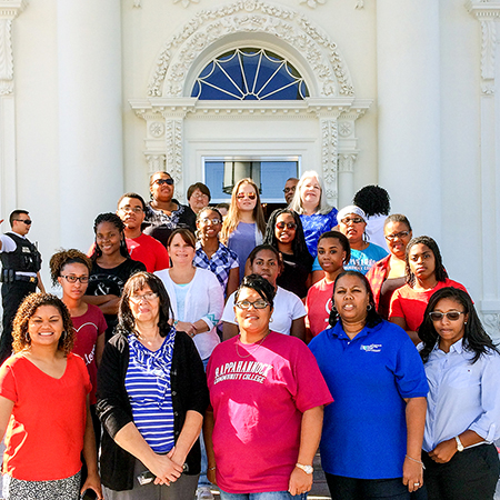 RCC students visit nation's capital on August 23