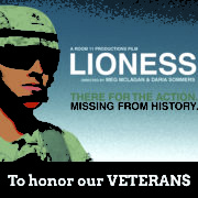 """Lioness,"" a documentary film that follows five women soldiers who served a year in Iraq, will be shown at RCC on November 15 and 16."