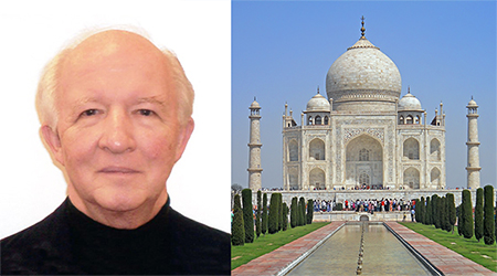 "Peter Bennett will teach ""An Archaeological View of the History of India"" for the Rappahannock Community College Educational Foundation's Rappahannock Institute for Lifelong Learning (RILL)."