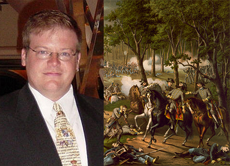 "Jon Stallard will teach ""The Battle of Chancellorsville"" for the RCC Educational Foundation's Rappahannock Institute for Lifelong Learning (RILL)."