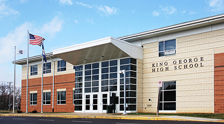 Rappahannock Community College site at KGHS