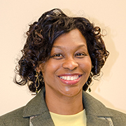 RCC Student Support Specialist Angela Steele-Sample
