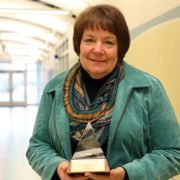 RCC's Ellen Vest honored with governor's award