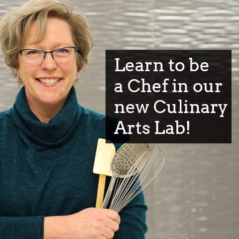 Become a Chef with RCC