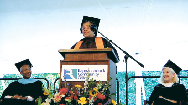 RCC's Avis Hackett-Fortune Delivering 2019 Student Commencement Address