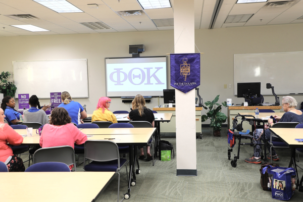Phi Theta Kappa Conference at RCC