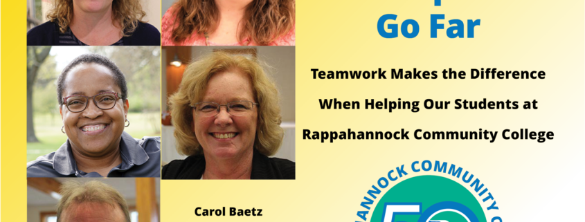 Teamwork makes the difference at RCC