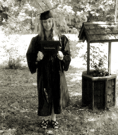 april twist graduated from rappahannock community college in 2014