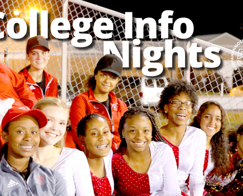 join us for info nights 2020