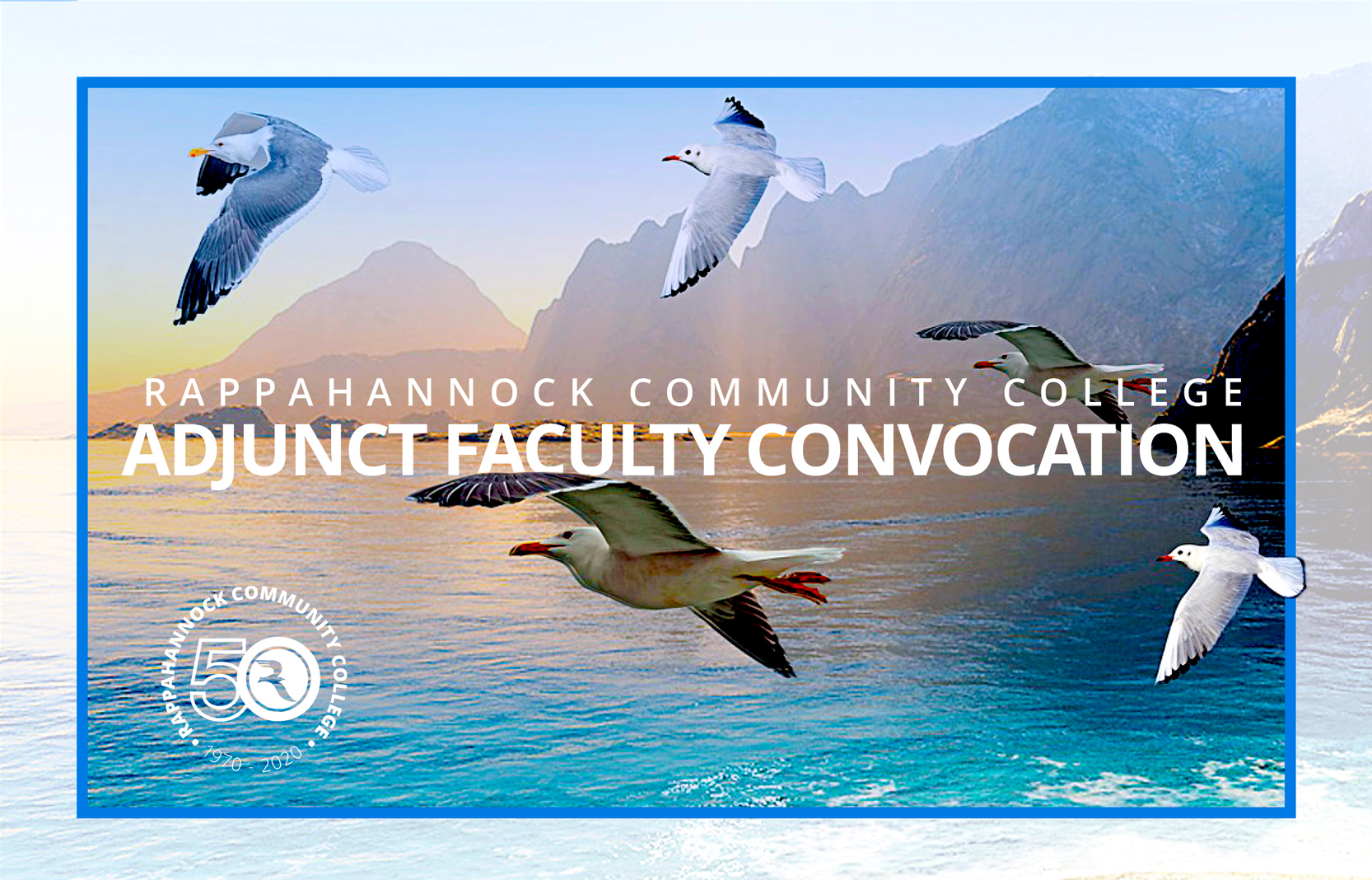 adjunct faculty convocation 2020