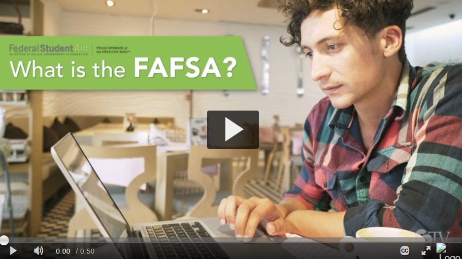 What is the FAFSA Video