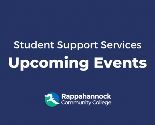 Student Support Services Upcoming Events